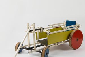 Strandwagen, 1922/23