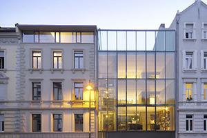 Opus House, Darmstadt - Opus Architekten, Darmstadt