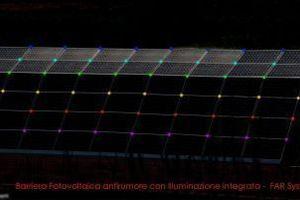 Besondere Würdigung Projekt: Barriera Fotovoltaica A22 Herward Dunkel