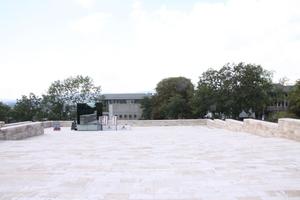Nach dem Bürgerbegehren: Die Dachterrasse ist ein öffentlicher Ort geblieben