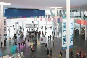 Blick ins Foyer des Gran Via Exhibition Centre, Barcelona/E