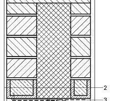 Detail Fensteranschluss, M 1:15<br />