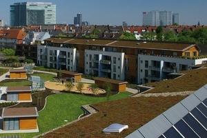Solarsiedlung Am Medienhafen, Düsseldorf<br />