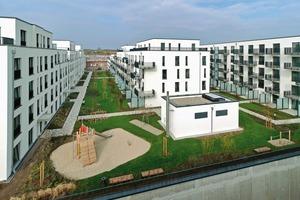 Das Wohnungsangebot besteht aus Studio- und Maisonettewohnungen, Penthouses mit großen Dachterrassen sowie Wohnungen mit klassischen Grundrissen