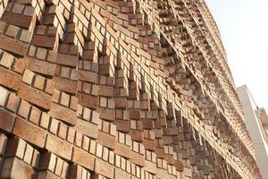 2. Preis: Dokumentationszentrum für Menschenrechte in Neu Delhi - Anagram Architects