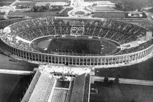 Olympiastadion,1936 - Werner March