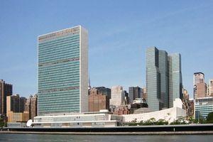 UN Hauptquartier, New York City