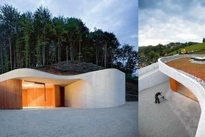 Eher ein sachliches Statement: die Friedhofskapelle von Ofis Arhitekti<br />