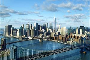 So ähnlich wird 2013 das One World Trade Center aussehen, höchstes Gebäude in den USA
