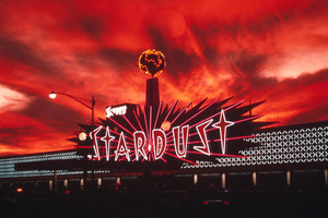 Stardust Hotel und Casino, Las Vegas, 1968