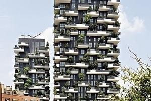 IHP Gewinner 2014: Bosco Verticale, Mailand (Stefano Boeri/Hines Italia)