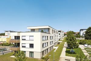 Anerkennung: Ludwigsburg, In den Sonnengärten Das 'Fair Wohnen'- Modell der Wohnungsbau Ludwigsburg