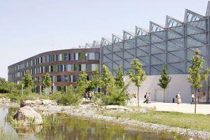 Deutsches Gütesiegel Nachhaltiges Bauen in Gold für das Umweltbundesamt in Dessau