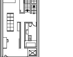 Grundriss 3. Obergeschoss, M 1:250