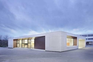 Haus der Gemeinschaft, Pellenz - Joachim Raab, Jan-Henrik Hafke und Ruben Lang / o5 architekten BDA, Frankfurt/M