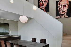Die Wohnungen sind für gehobenes Wohnklientel gedacht. Ihre Größen reichen von 110-290m²