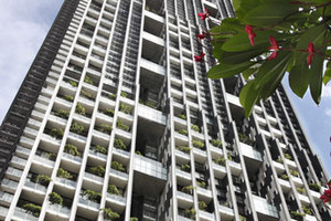 Gewinner: The Met, Bangkok, Thailand  Architekt: Woha (in association with Tandem Architects, Thailand)  Bauherr: Pebble Bay Thailand Co. Ltd., Singapore  Höhe: 230 m