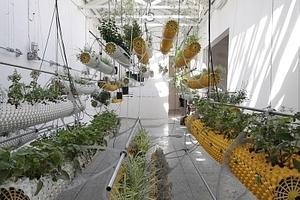 Liegt die Zukunft in der Luft? Ein Statement von SelgasCano im spanischen Pavillon auf der 13. Architekturbiennale Venedig 2012