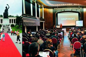 Gute Noten von den Besuchern erhielt in diesem Jahr der Graphisoft-Architekten-Tag in der Alten Kongresshalle auf der Theresienhöhe