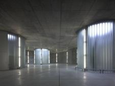 hw rod, Lagerstätte für Hochwasserschutzelemente, Köln - Trint + Kreuder d.n.a. Köln