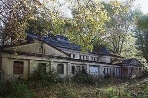 Der Bestand wurde Anfang des letzten Jahrhunderts errichtet, um die im Bereich Rombergpark anstehende Kohle abbauen zu können<br />