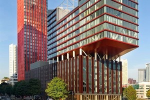 The Red Apple, Rotterdam - KCAP Architects&Planners