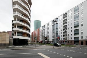 Aktiv Haus, Frankfurt a. M. ((HHS Architekten und Planer)