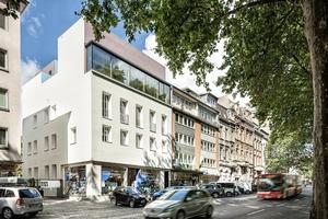 Ausgezeichnet: H 41 Energetische Sanierung und Aufstockung Wohn- und Geschäftshaus Architekten: Prof. Klaus Klever, Architekt BDA, Aachen