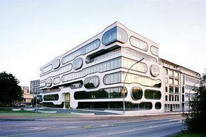 Ada1 Gebäude in Hamburg von Jürgen Mayer