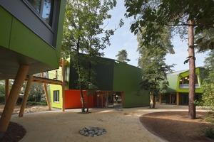 Sprachheilschule in Griesheim - Ramona Buxbaum Architekten, Darmstadt