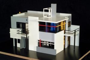 Rietveld-Schröder Haus von Gerrit Rietveld