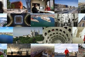 Europäische Stadtlandschaften mit ARTE von ganz innen gesehen