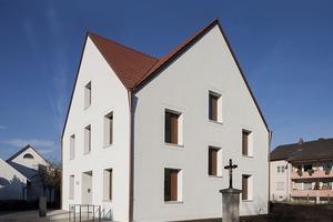 Sonderpreis 1: Das Pfarrhaus in Regensburg-Schwabelweis von Architekt Michael Feil, Regensburg