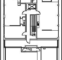 Dachgeschoss, M 1:500