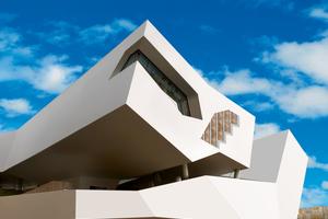 Bruch mit Konventionen – der Deutsche Pavillon auf der EXPO in Shanghai wurde mit der Außenwandkonstruktion von KNAUF erstellt