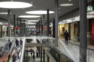 Das Stücki ist derzeit das größte Einkaufszentrum der Nordschweiz, das größte auch im Dreiländerdreieck<br />
