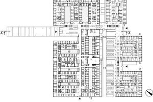 Grundriss Erdgeschoss, M 1:2500