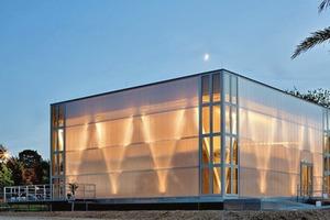 CUBITY ist das erste Studentenwohnheim im Plusenergiestandard. Es wurde auf einer Grundfläche von 15 mal 15 Metern von Studierenden der TU Darmstadt als experimentelles Modell für temporäres Wohnen entwickelt.