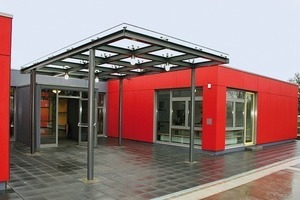 Schule in Roeser/Luxemburg