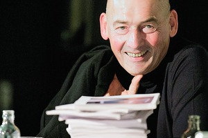 Rem Koolhaas, demnächst Biennale-Direktor