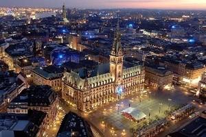 Das Hamburger Rathaus ist der Sitz der Bürgerschaft und des Senats