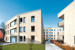 Anerkennung: Münster, Eichsfelder Straße Wohnquartier 'Urbanes Wohnen mit der Sonne'