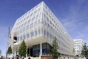 Unilever-Firmenzentral, Hamburg - Behnisch Architekten, Stuttgart