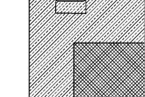 Detail Terrasse überdacht, M 1:12,5