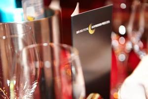 Mit einem  festlichen Galadiner werden die Sieger des Deutschen Lichtdesign Preises jedes Jahr geehrt