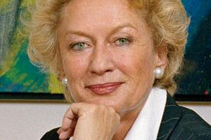 Petra Roth, Oberbürgermeisterin der Stadt Frankfurt