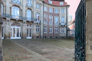 Zweimal Conrad Schlaun: Erbdrostenhof und Clemenskirche, Münster