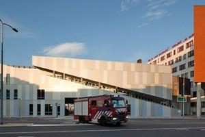 Feuerwache in Aklmaar/NL,<br />LIAG Architekten, Den Haag<br />