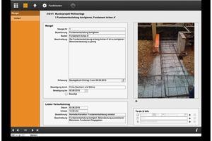 Komplett digitale Bautagebuchlösung mit durchgehender Mängelverfolgung