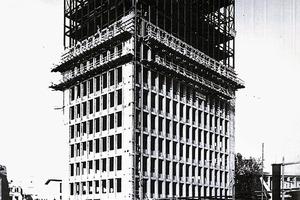 Abb. 8: Historische Aufnahme aus der Bauzeit<br />